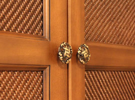 Decorative designer cabinet handles